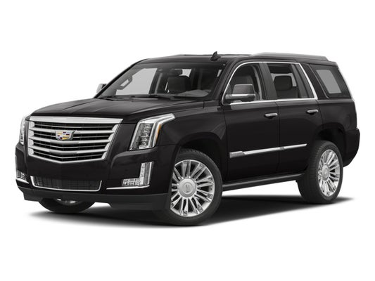 2017 Cadillac Escalade Platinum In Eden Prairie Mn Metropolitan Ford