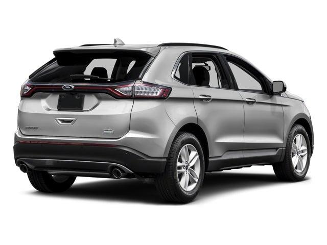 Used 2015 Ford Edge Titanium with VIN 2FMTK4K96FBB26585 for sale in Eden Prairie, Minnesota