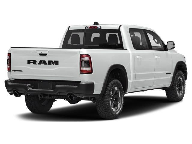 Used 2019 RAM Ram 1500 Pickup Rebel with VIN 1C6SRFLT0KN546883 for sale in Eden Prairie, Minnesota