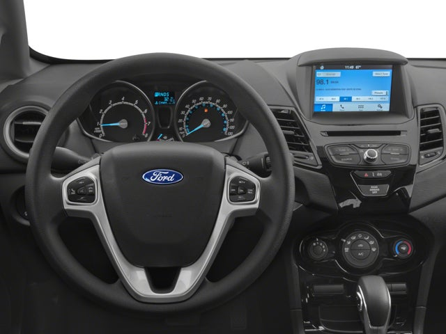 Ford Fiesta Base In Eden Prairie Mn Metropolitan Ford