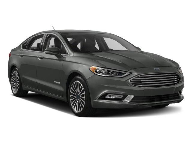 2018 Ford Fusion Hybrid Platinum In Eden Prairie Mn Metropolitan