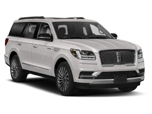 2018 Lincoln Navigator Reserve In Eden Prairie Mn Metropolitan Ford