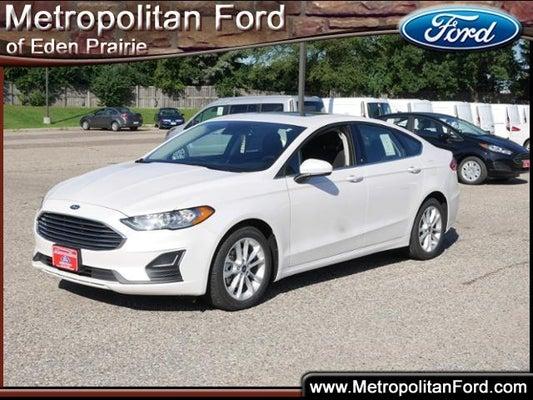 2020 Ford Fusion Hybrid Se In Eden Prairie Mn Minneapolis Ford Fusion Hybrid Metropolitan Ford