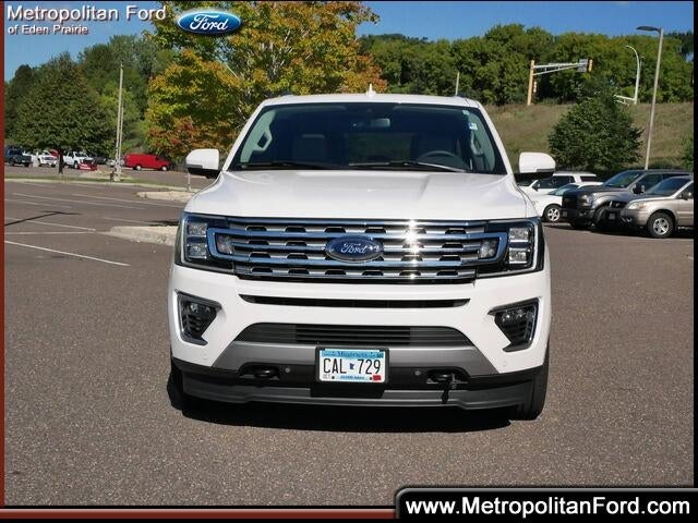 Certified 2018 Ford Expedition Limited with VIN 1FMJK2AT1JEA59447 for sale in Eden Prairie, Minnesota