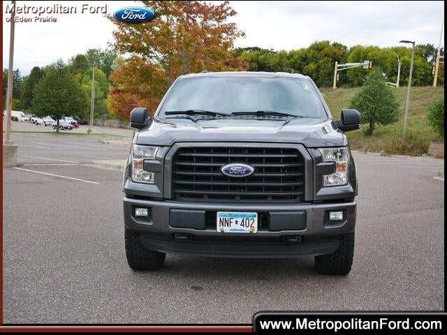 Used 2015 Ford F-150 XLT with VIN 1FTEW1EP8FKE41145 for sale in Eden Prairie, Minnesota