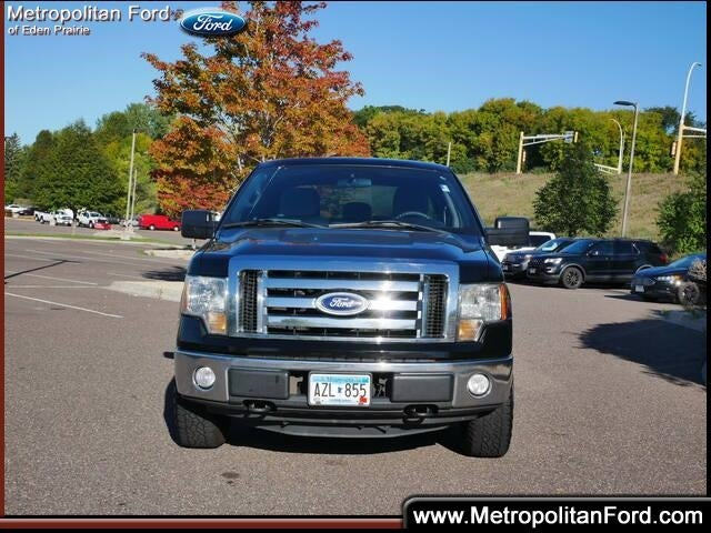 Used 2011 Ford F-150 XL with VIN 1FTFW1EF3BFC59044 for sale in Eden Prairie, Minnesota