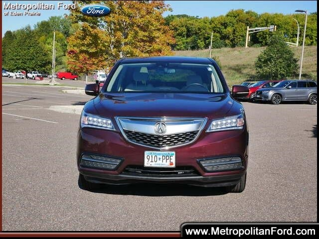 Used 2015 Acura MDX Technology Package with VIN 5FRYD4H46FB021966 for sale in Eden Prairie, Minnesota